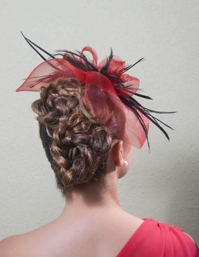 Peinados para novias e invitadas 17