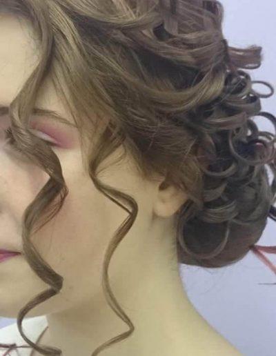 Peinados para novias e invitadas 14