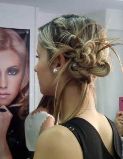 Peinados para novias e invitadas 11