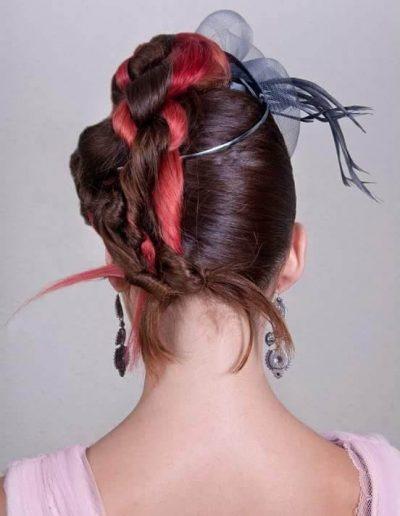 Peinados para novias e invitadas 4