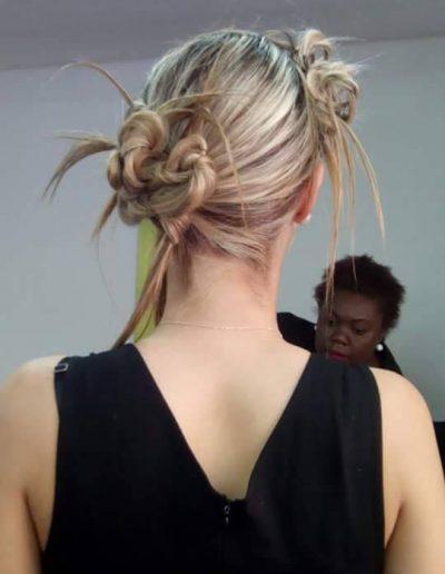 Peinados para novias e invitadas 3