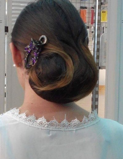 Peinados para novias 5