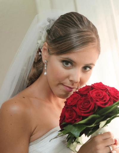 Peinado de novia 1