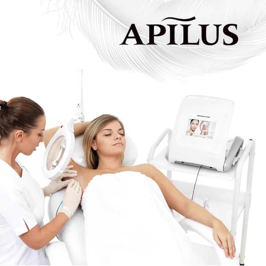 Apilus depilación laser madrid definitiva